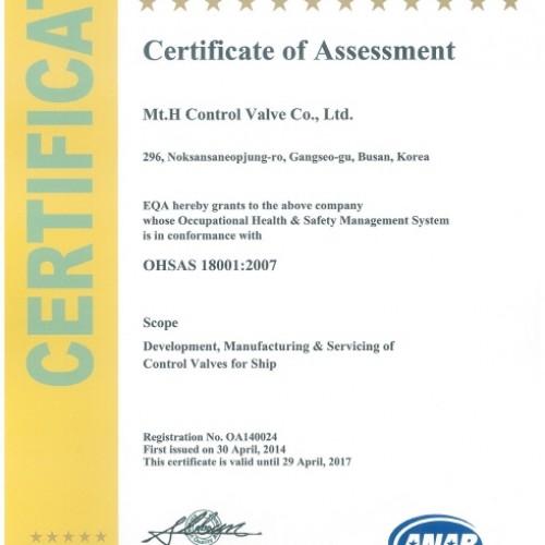 03. OHSAS 18001_2007