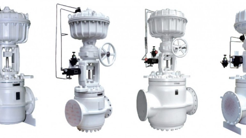 Pneumatic-Diaphragm-Type-With-Steel-Plate-Body-control-valves